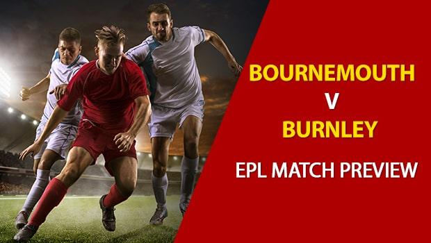 Bournemouth vs Burnley