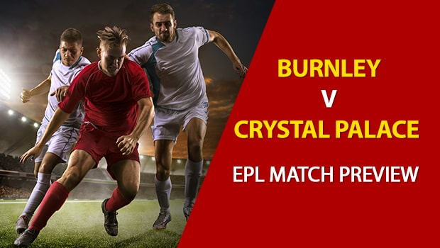 Burnley vs Crystal Palace