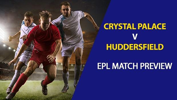 Crystal Palace vs Huddersfield Town