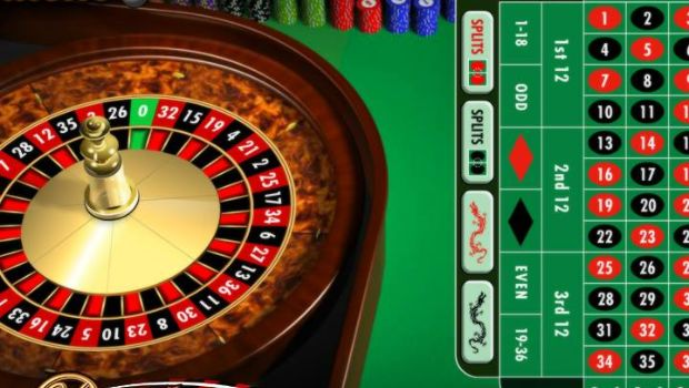 roulette online chaos theory